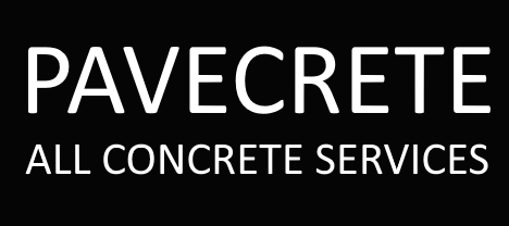 Pavecrete | all concrete services Mobile Retina Logo